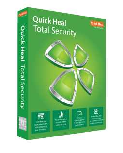Quick Heal Total Security, 2019 L-2019 HSN:85238020
