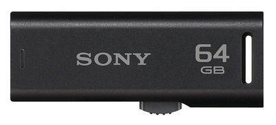 Sony 64GB Pen Drive, GR 2.0, Black