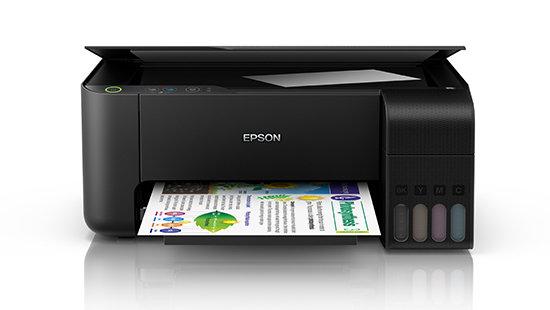 Epson EcoTank L3110 Multifunction Ink Tank Printer L3110 HSN:8443