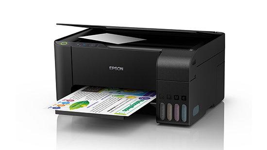 Epson EcoTank L3110 Multifunction Ink Tank Printer