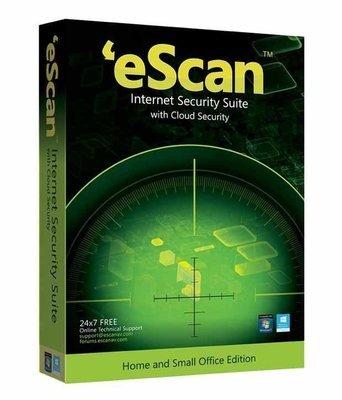 1 User, 3 Year, eScan Internet Security, V-14.x