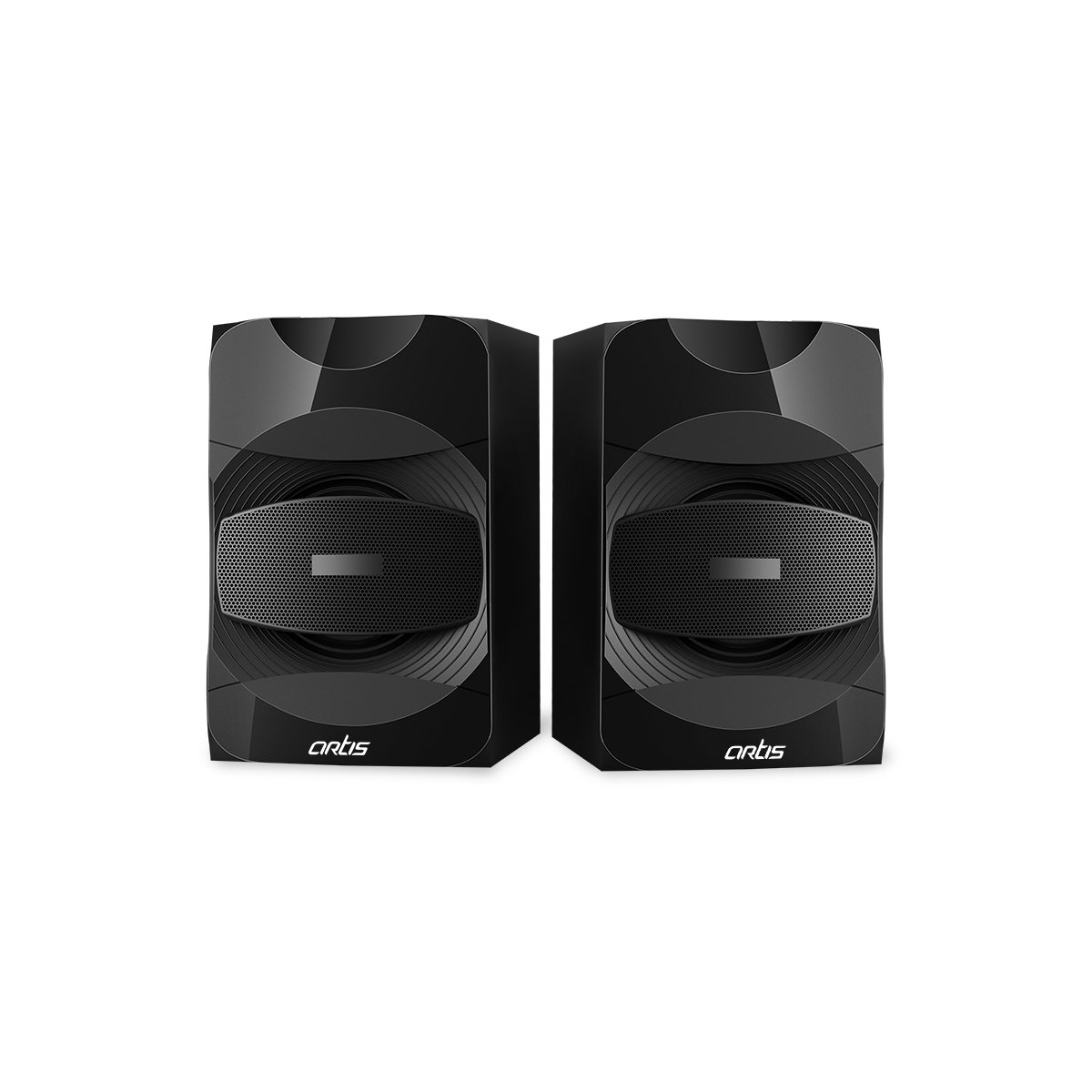 Artis Ms405 2 1 Ch Wireless Multimedia Speaker