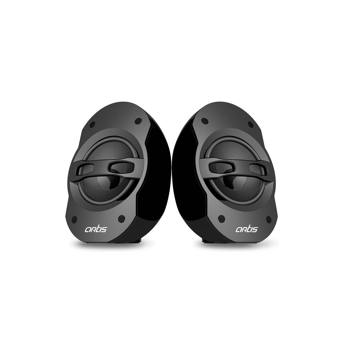 Artis Ms 205 2 1 Ch Wireless Multimedia Speaker Single Speaker