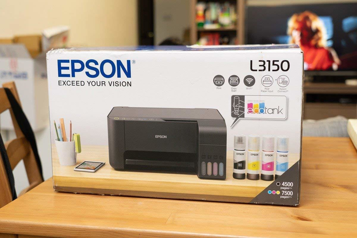 Epson EcoTank L3150 Wi-Fi Multifunction Ink Tank Printer, Rs 11085