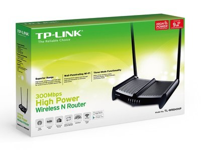 TP-Link TL-WR841HP High-Power Wireless-N Router