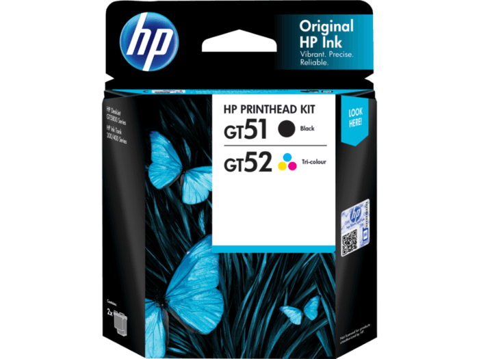 HP GT Series Printhead / Cartridge, For Use GT 5810, 5820,