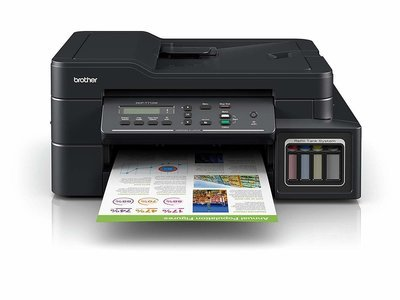 Brother DCP-T710W Color All In One Ink Tank Printer