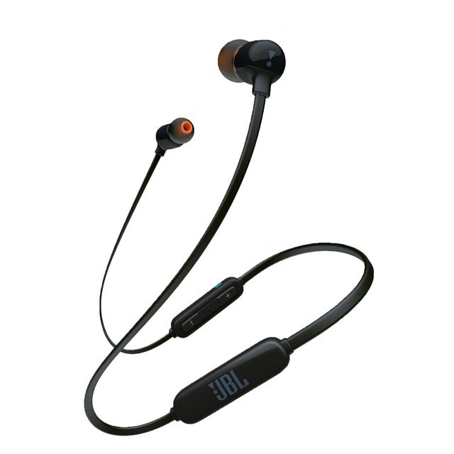 JBL T110BT in-ear Bluetooth Headphone, Black