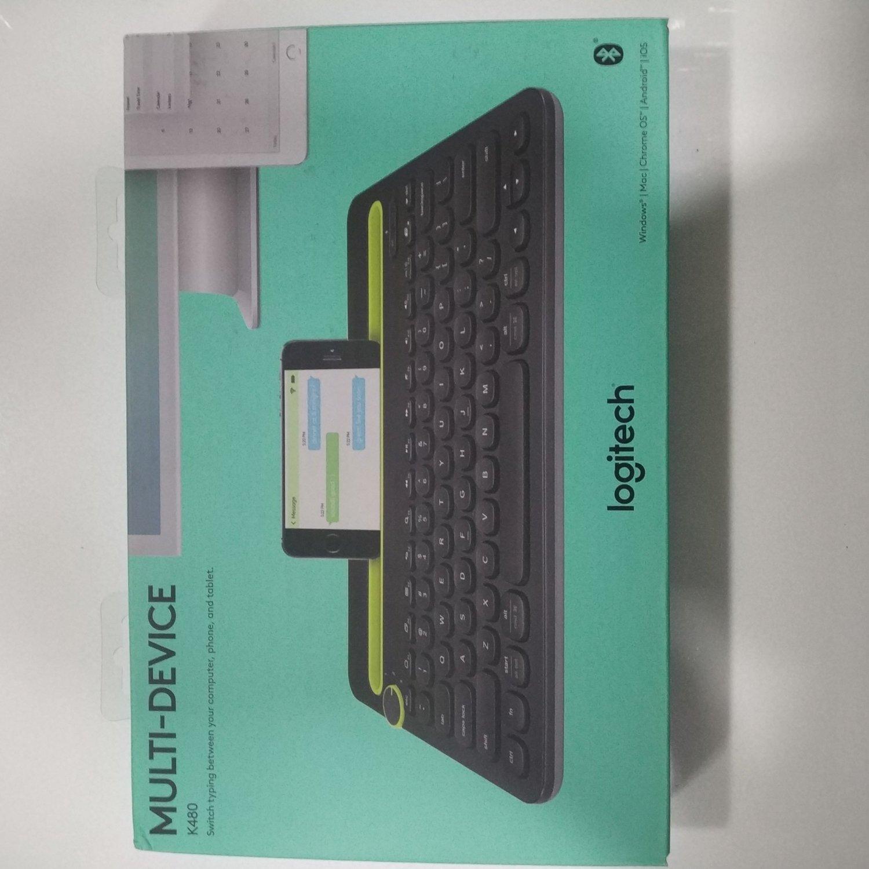 Logitech K480 Pc & mobile Bluetooth Keyboard, Rs 2600