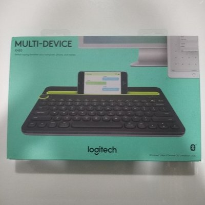 Logitech K480 Pc & mobile Bluetooth Keyboard