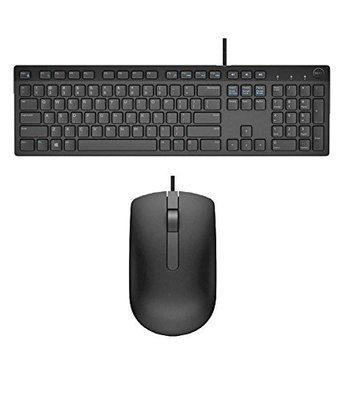 Dell Keyboard Mouse Combo, KB216+MS116
