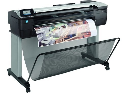 HP DesignJet T830 36-in Multifunction Printer