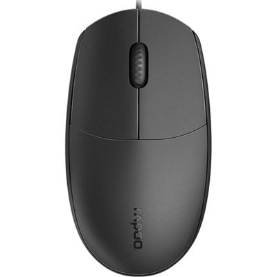 Rapoo N100 USB Optical Mouse