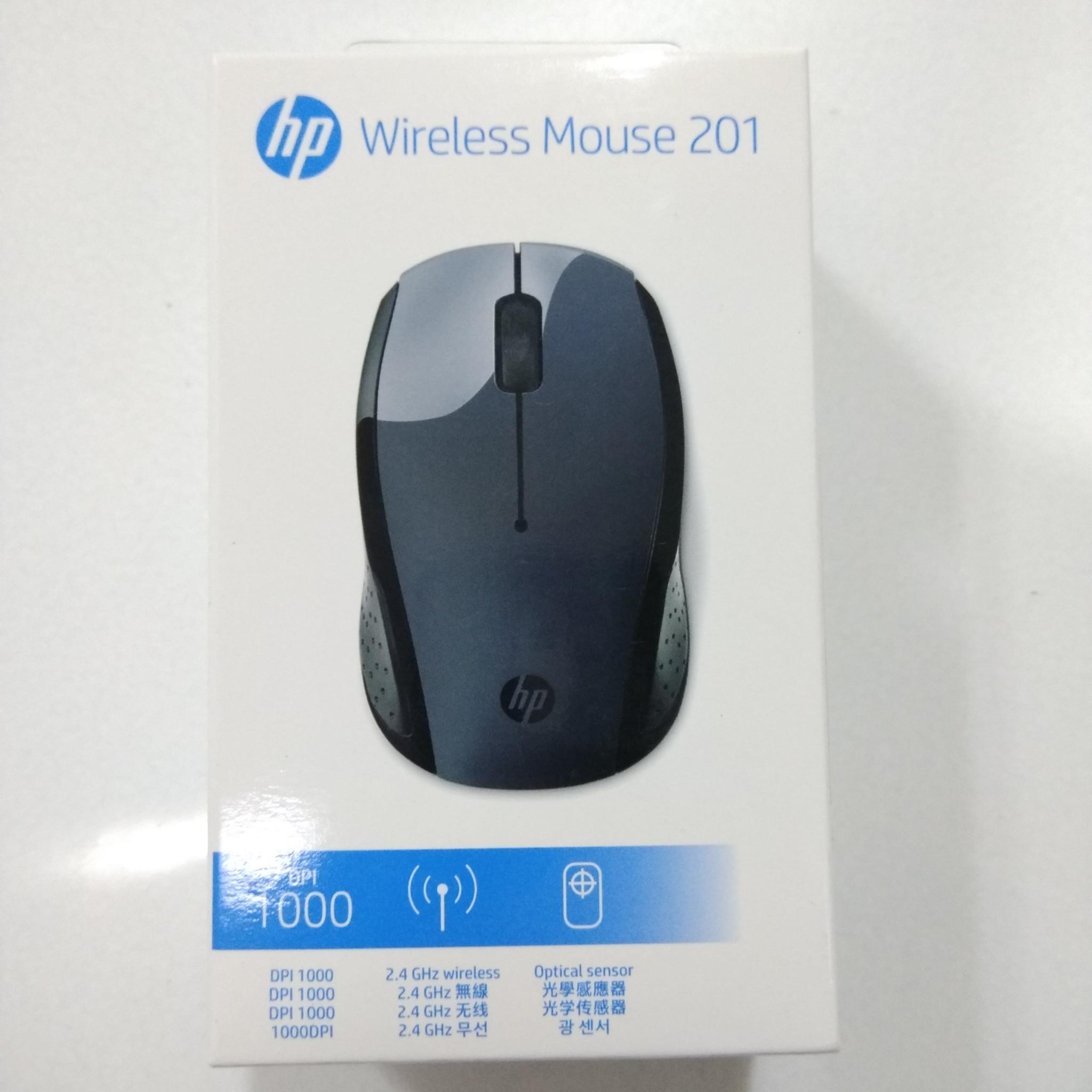 HP Wireless Mouse, 201 3XA55AA HSN:8471