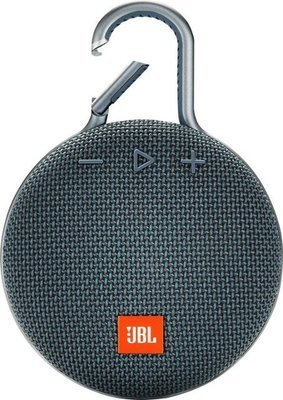 JBL Clip 3 Wireless Bluetooth Speaker-Blue
