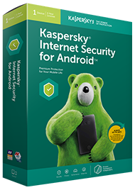 1 Device, 1 Year, Kaspersky internet Security, For Android