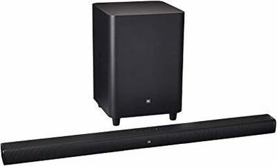 JBL Bar 3.1 4K Soundbar with Wireless Subwoofer