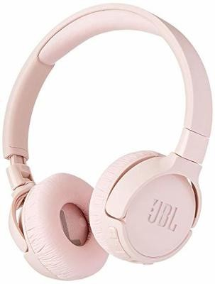 JBL Tune 600 BTNC On-Ear Wireless Bluetooth Noise, Pink