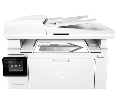 HP M132fw Black on White Laser Printer, PSC, Fax, Wifi