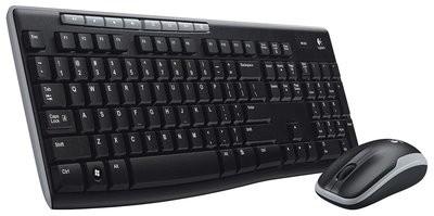Logitech MK260R Wireless Keyboard Mouse