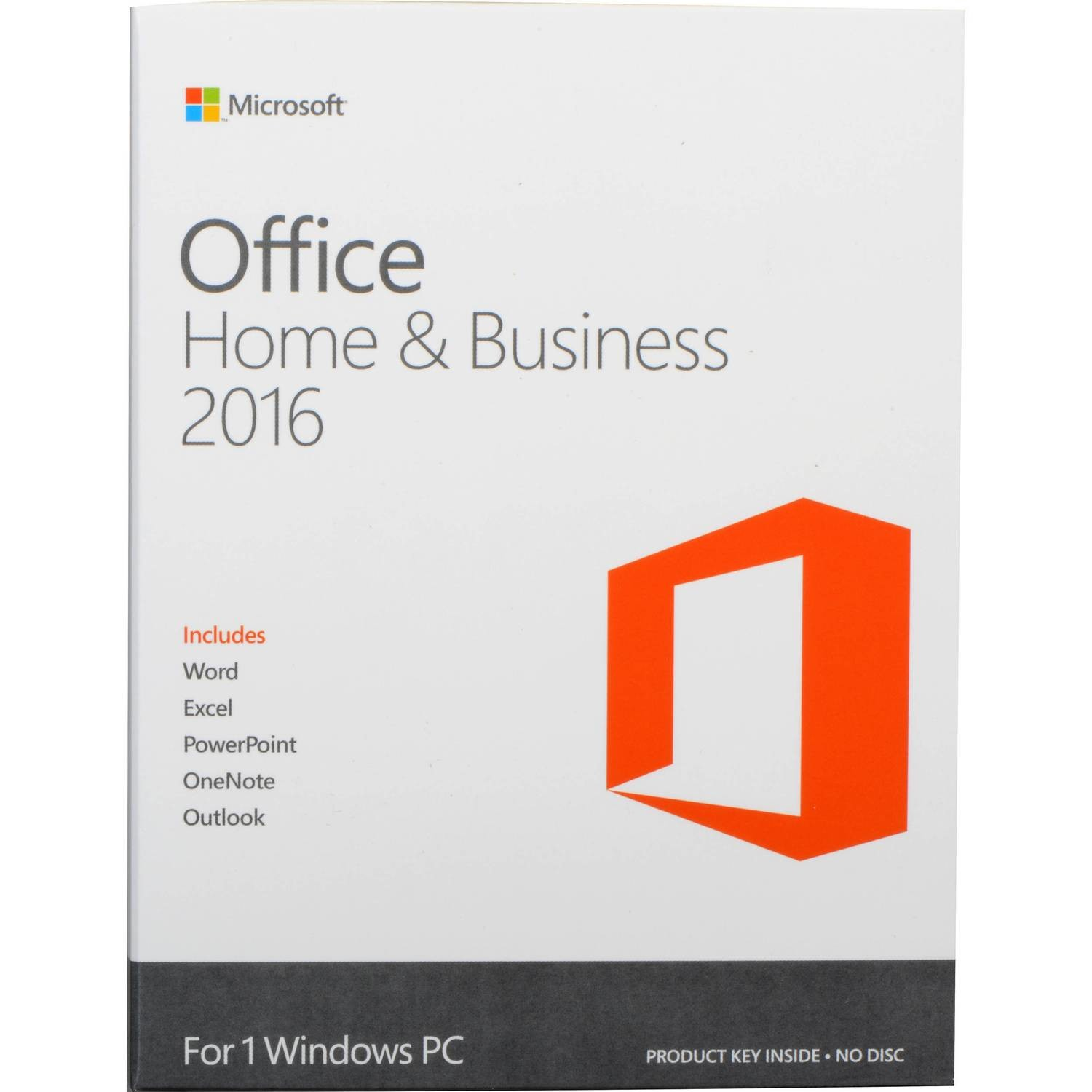 Microsoft Office Home & Business 2016 FPP