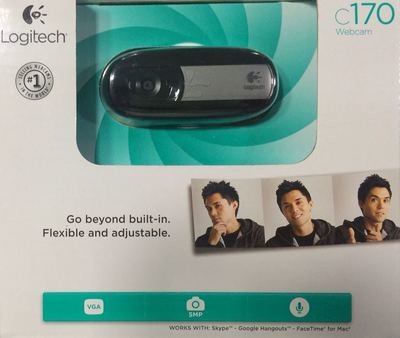 Logitech C170 Webcam