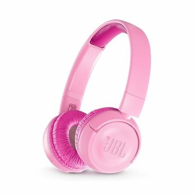 JBL JR300BT Kids Wireless on-ear headphones, Pink