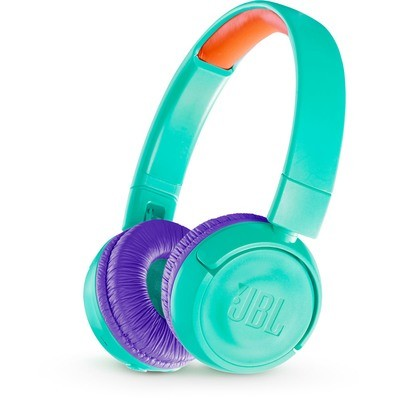 JBL JR300BT Kids Wireless on-ear headphones, Teal