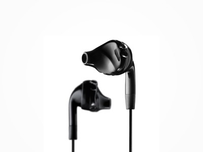 JBL Yurbuds Inspire 100 In-Ear Sports Headphones, Black