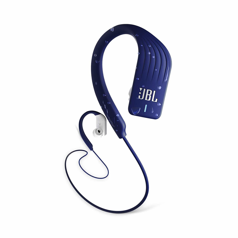 JBL Endurance Sprint Waterproof Wireless in-Ear Sport-BLUE