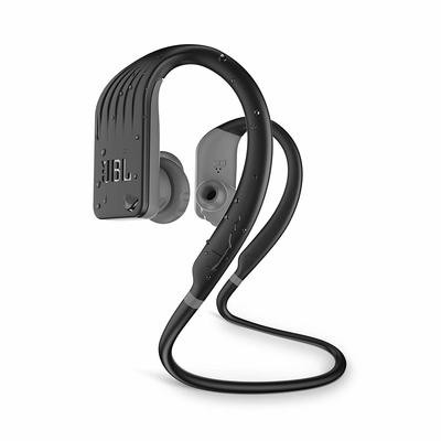 JBL Endurance Jump Waterproof Wireless Sport in-Ear Headphones -Black