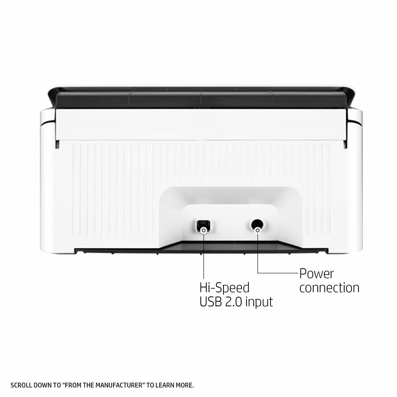 HP ScanJet Pro 2000 s1 Sheet-feed Color Scanner, Rs 20160