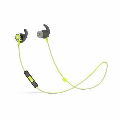 JBL Reflect Mini 2 Wireless in-Ear Sport Headphones- Green