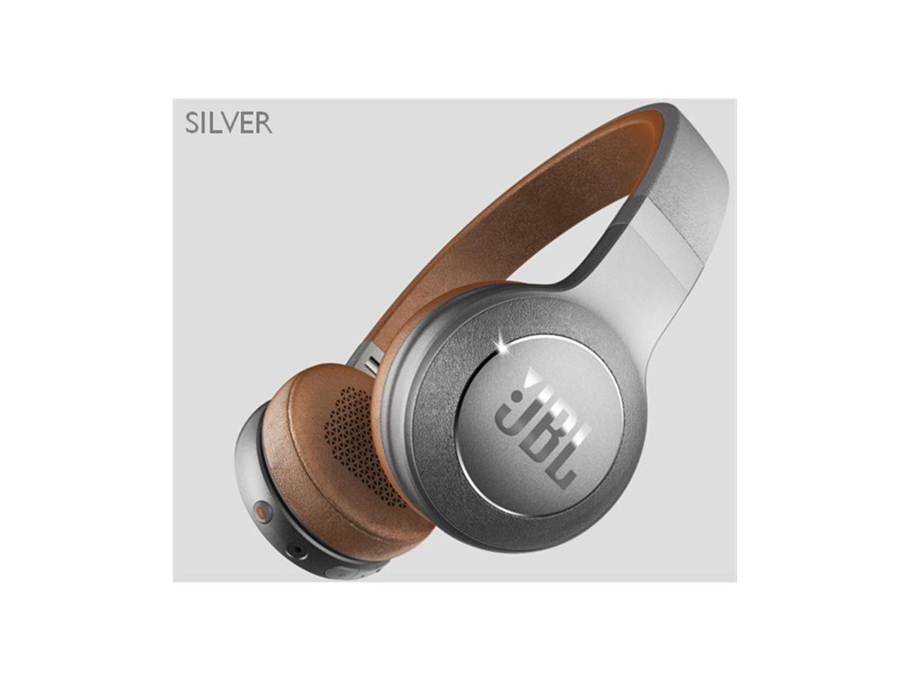 JBL Duet Bluetooth Wireless On-Ear Headphones-Silver