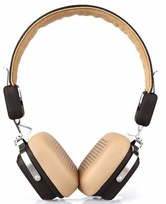 Boat Rockerz 600 Over Ear Wireless Headphones-Brown