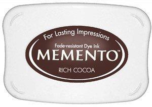 MEMENTO RICH COCOA INK PAD