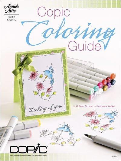 Copic Colouring guide 1