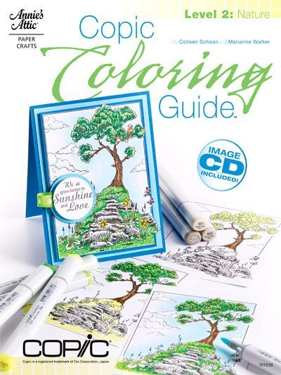 Copic Colouring guide 2
