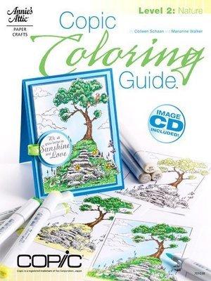 Copic Colouring guide 2