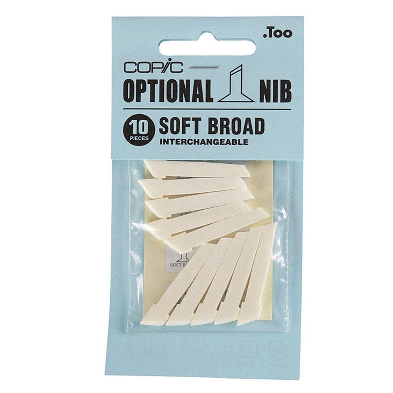 Copic Nibs - Soft Broad
