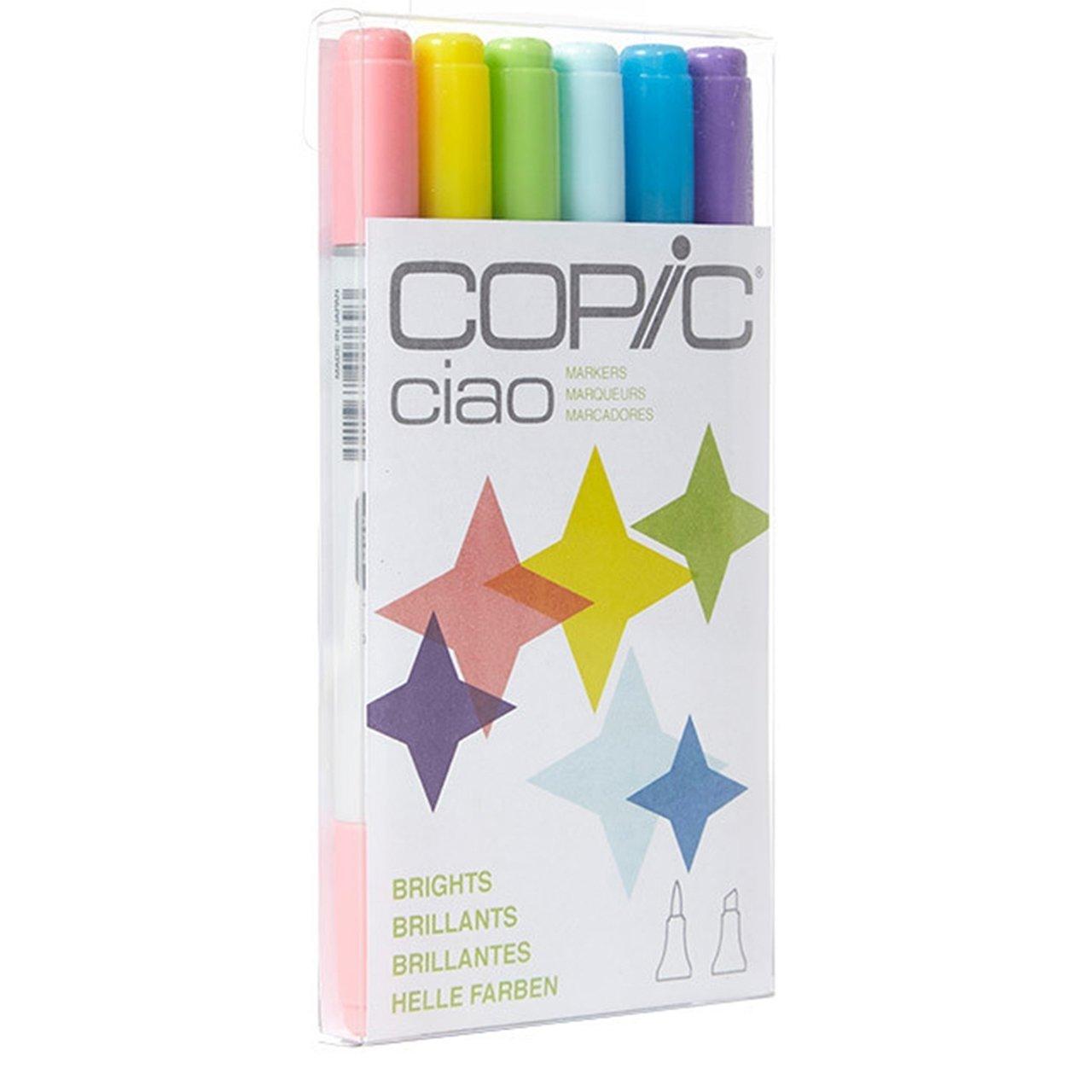 Copic Ciao Bright Set