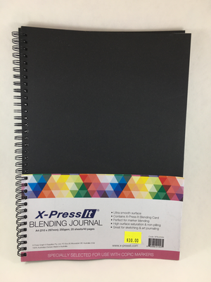 A4 blending journal Xpress IT