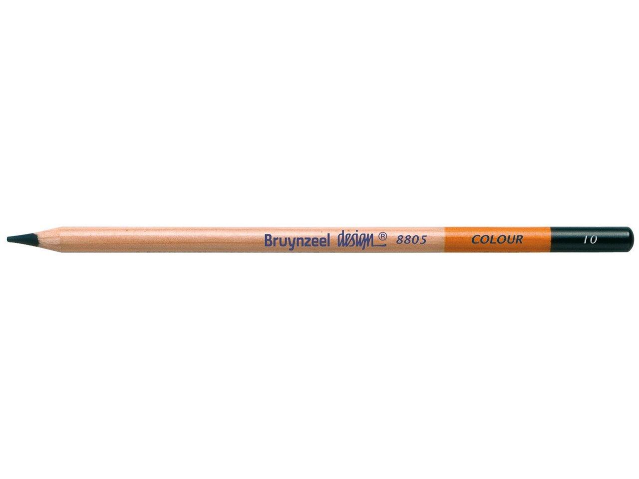Bruynzeel pencil - 10 Black