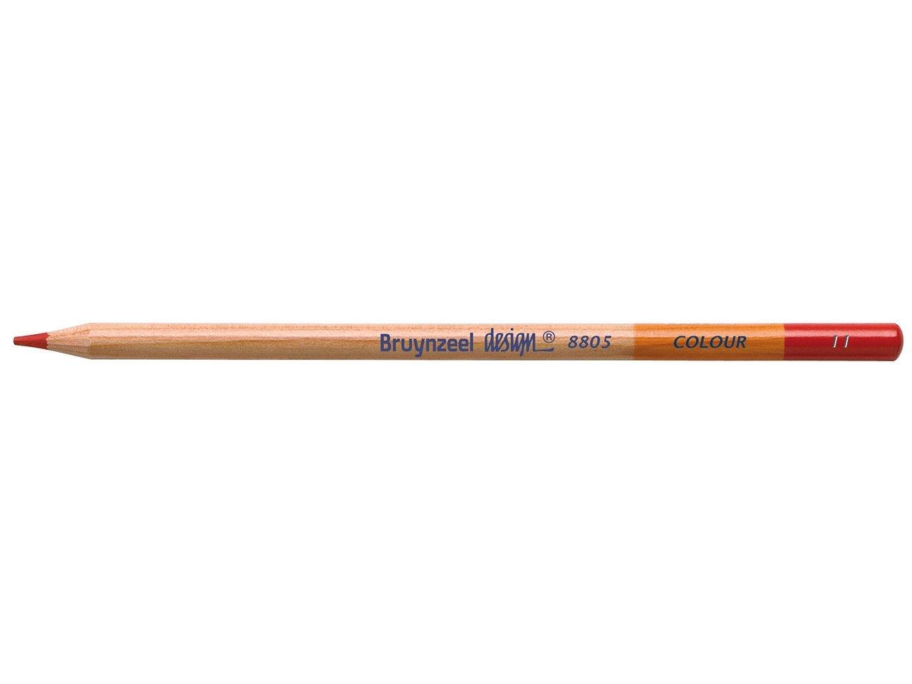Bruynzeel Pencil - 11 Crimson Red