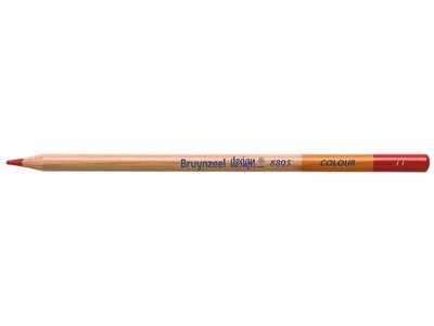 Bruynzeel Pencil - 11 Crimson Red