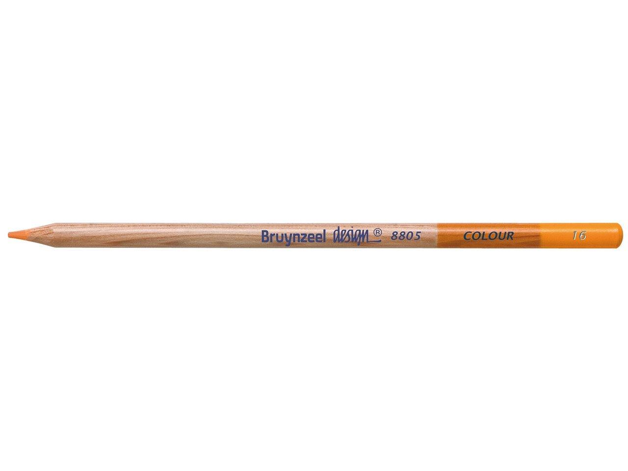 Bruynzeel Pencil - 16 Mid Orange