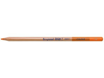 Bruynzeel Pencil - 18 Perm Orange