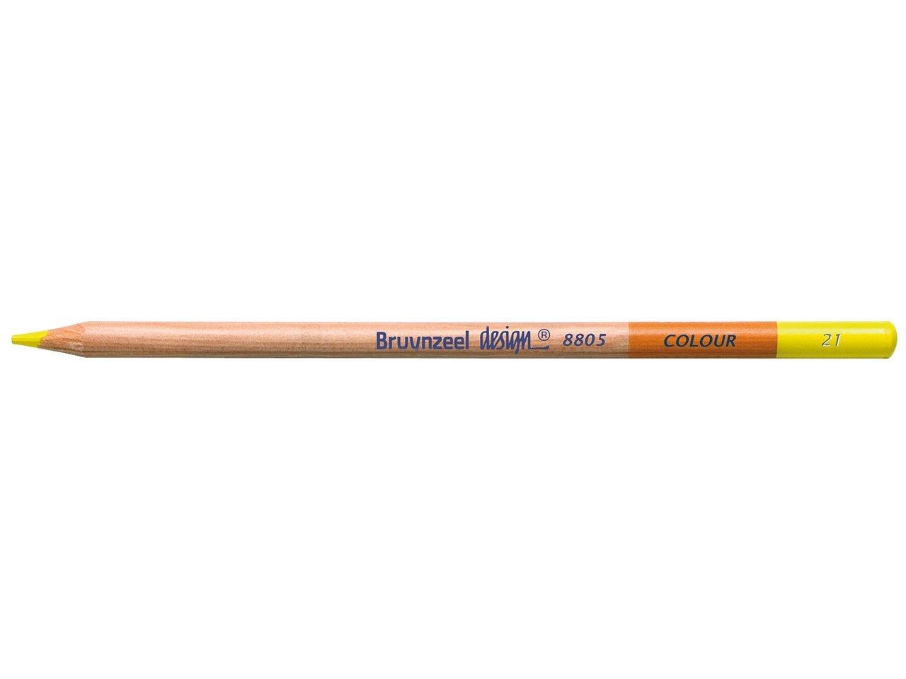Bruynzeel Pencil - 21 Lemon Yellow