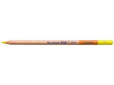 Bruynzeel Pencil - 21 Lemon Yellow