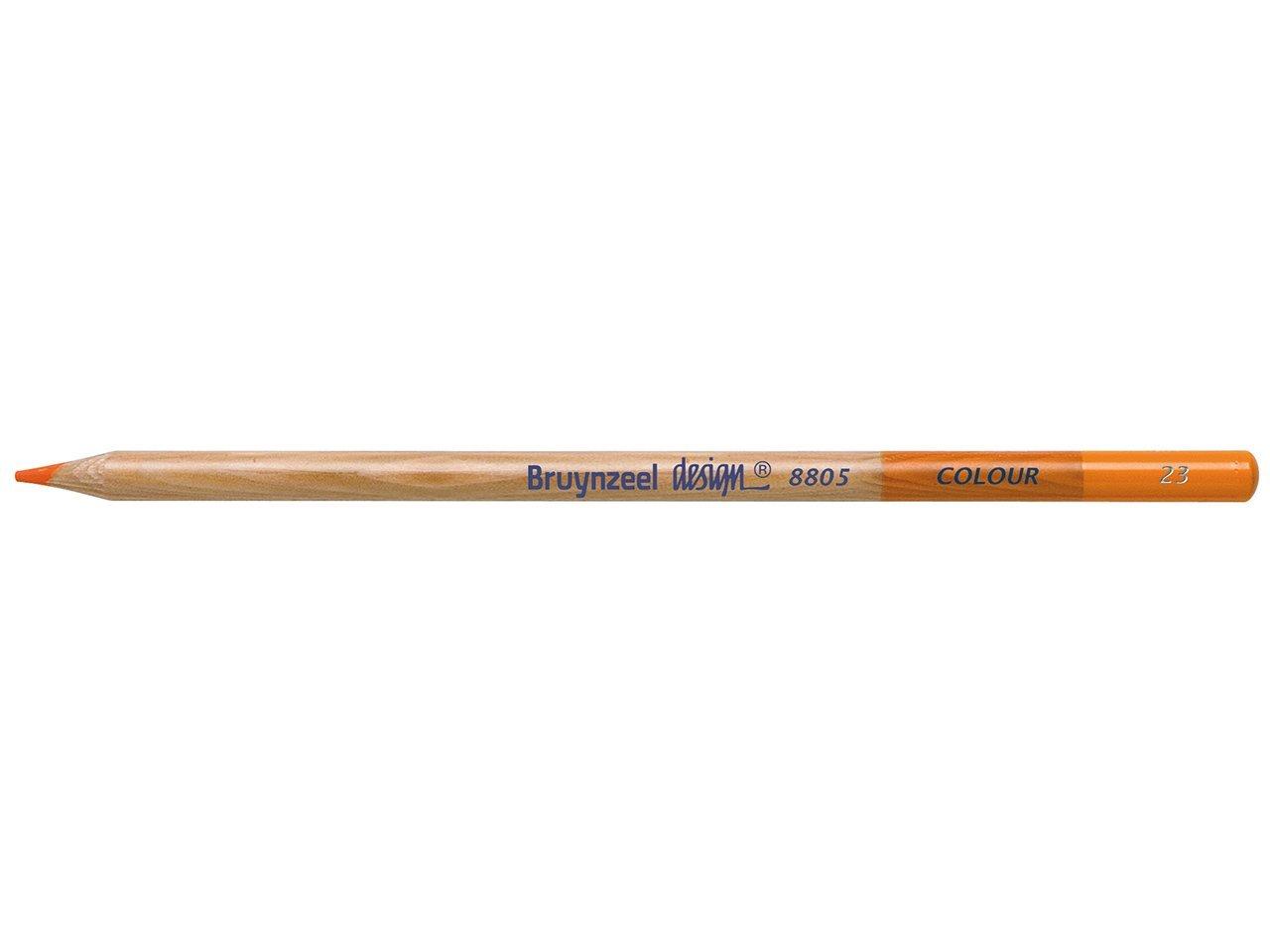 Bruynzeel Pencil - 23 Orange
